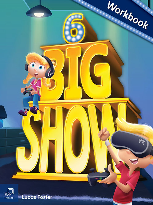 Big Show 6 Workbook - BIGBOX Access Code