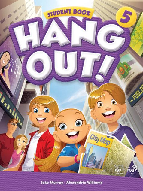 Hang Out 5 Student Book - BIGBOX Access Code