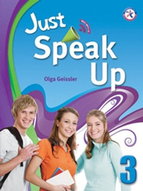 Just Speak Up 3 Student Book - BIGBOX Access Code