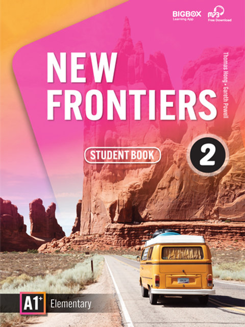 New Frontiers 2 Student Book - BIGBOX Access Code