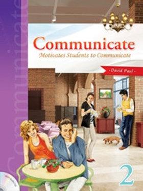 Communicate 2 Student Book - BIGBOX Access Code