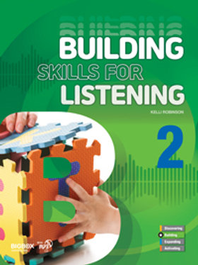 Building Skills for Listening 2 Student Book - BIGBOX Access Code