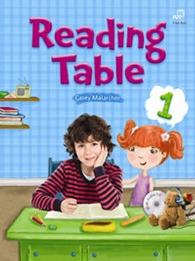 Reading Table 1 Student Book with Workbook - BIGBOX Access Code