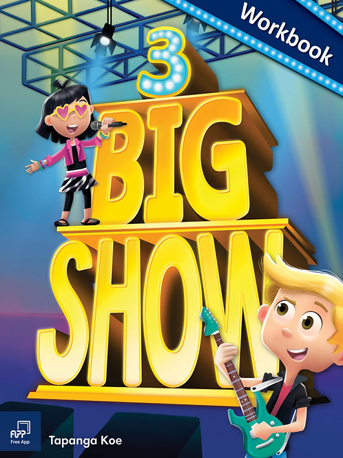 Big Show 3 Workbook - BIGBOX Access Code