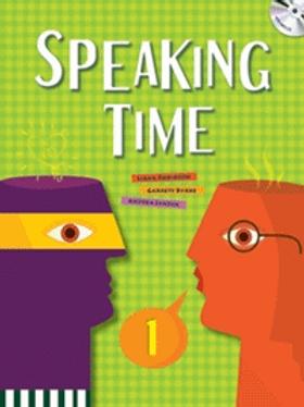 Speaking Time 1 Student Book - BIGBOX Access Code