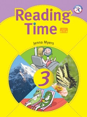Reading Time 3 Student Book - BIGBOX Access Code