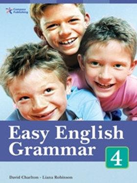 Easy English Grammar 4 Student Book - BIGBOX Access Code