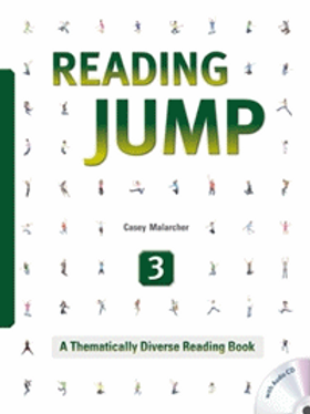 Reading Jump 3 Student Book with Workbook - BIGBOX Access Code