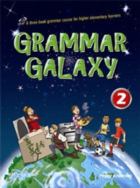 Grammar Galaxy 2 Student Book with Workbook - BIGBOX Access Code