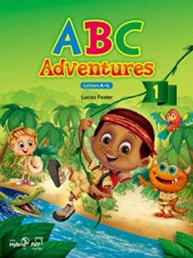 ABC Adventures 1 Student Book - BIGBOX Access Code