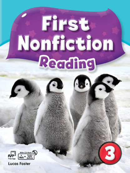 First Nonfiction Reading 3 Student Book with Workbook - BIGBOX Access Code