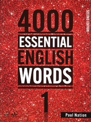 4000 Essential English Words Second Edition 1 Student Book - BIGBOX Access Code