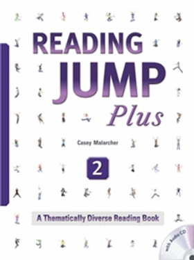 Reading Jump Plus 2 Student Book - BIGBOX Access Code