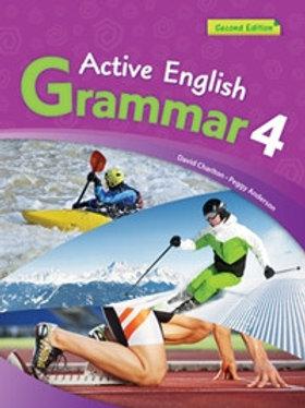 Active English Grammar 2/e 4 Student Book - BIGBOX Access Code