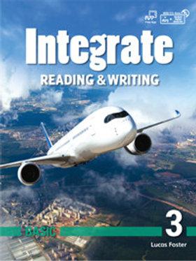 Integrate Reading & Writing Basic 3 Student Book- BIGBOX Access Code