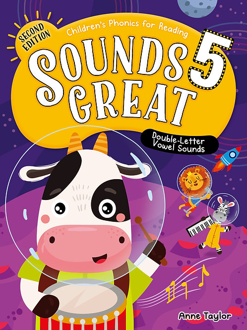 Sounds Great Second Edition 5 Student Book - BIGBOX Access Code