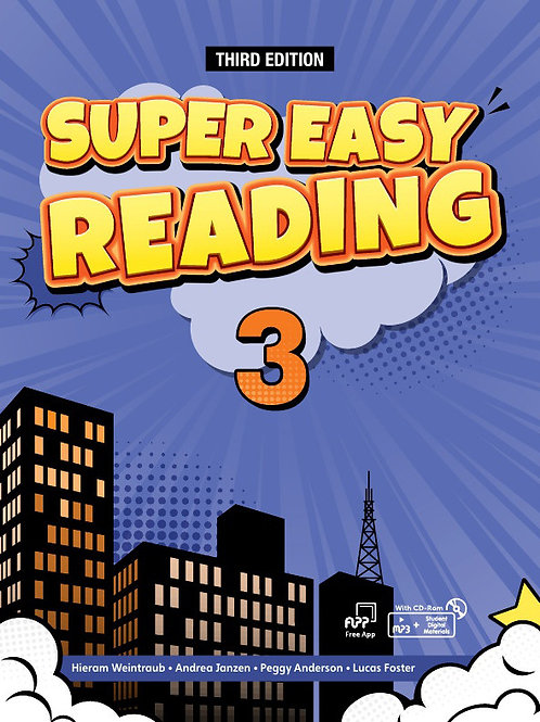 Super Easy Reading Third Edition 3 Student Book - BIGBOX Access Code