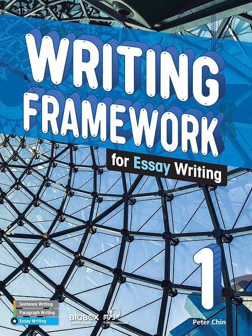 Writing Framework Essay Writing 1 Student Book - BIGBOX Access Code