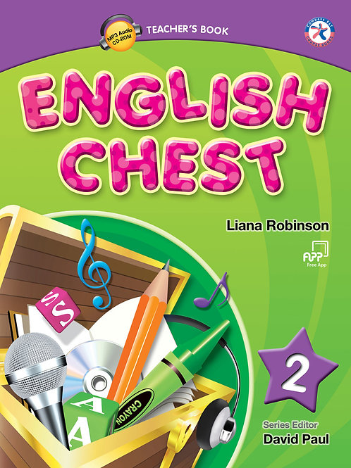 English Chest 2 Teacher's Guide - BIGBOX Access Code