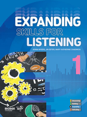 Expanding Skills for Listening 1 Student Book - BIGBOX Access Code