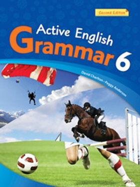 Active English Grammar 2/e 6 Student Book - BIGBOX Access Code