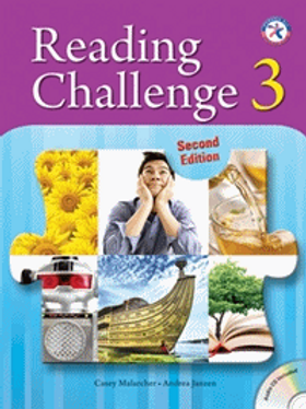 Reading Challenge Second Edition 3 Student Book - BIGBOX Access Code