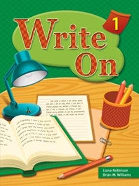 Write On 1 Student Book - BIGBOX Access Code