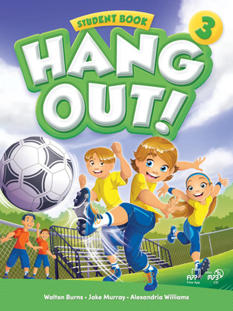 Hang Out 3 Student Book - BIGBOX Access Code