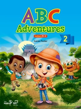 ABC Adventures 2 Student Book - BIGBOX Access Code