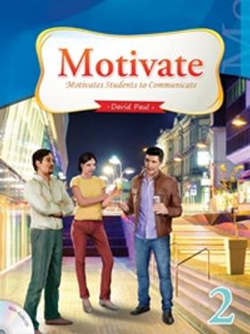 Motivate 2 Student Book - BIGBOX Access Code