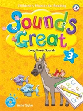 Sounds Great 3 Student Book - BIGBOX Access Code