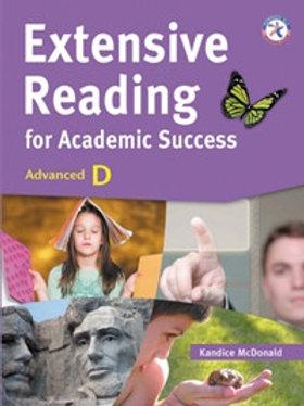 Extensive Reading for Academic Success Advanced D SB - BIGBOX Access Code