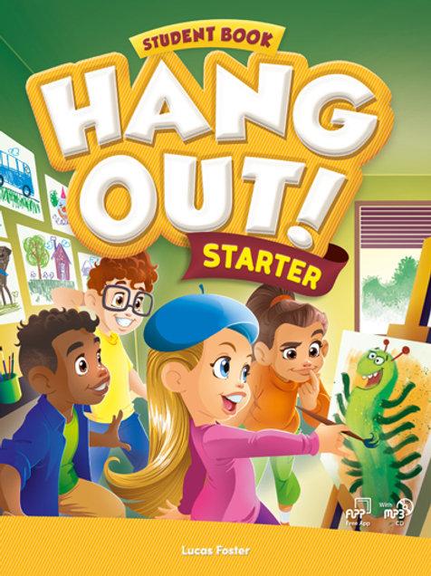 Hang Out Starter Student Book - BIGBOX Access Code