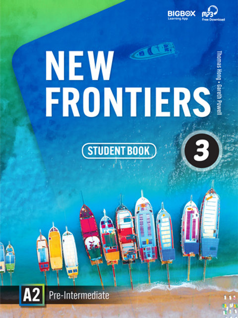 New Frontiers 3 Student Book - BIGBOX Access Code