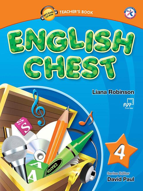 English Chest 4 Teacher's Guide - BIGBOX Access Code