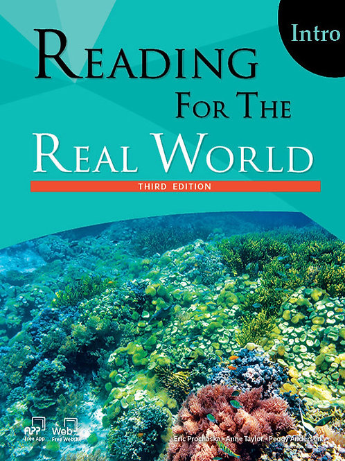 Reading for the Real World Third Edition Intro Student Book - BIGBOX Access Code