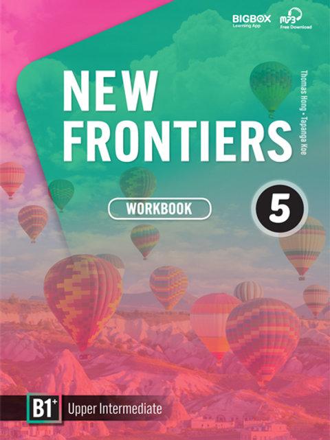 New Frontiers 5 Workbook- BIGBOX Access Code