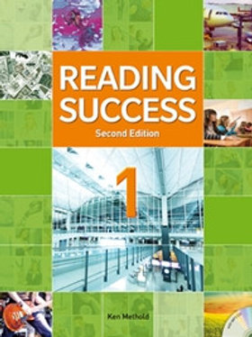 Reading Success Second Edition 1 Student Book - BIGBOX Access Code