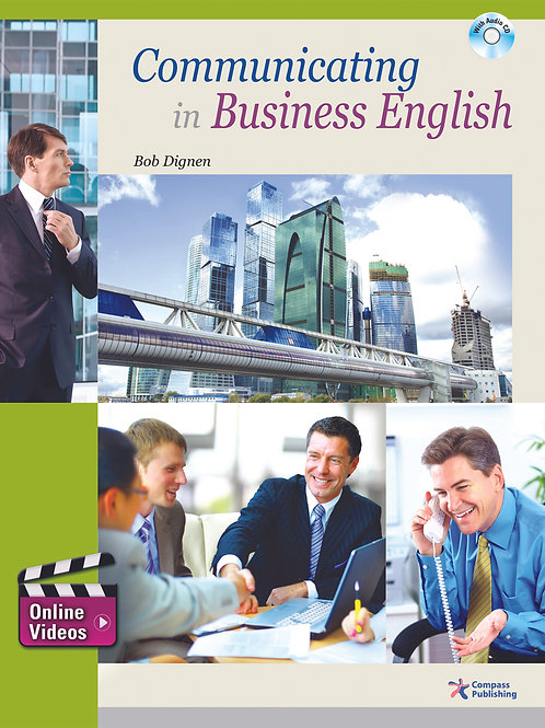 Communicating in Business English Student Book - BIGBOX Access Code