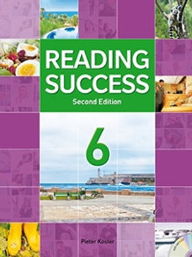 Reading Success Second Edition 6 Student Book - BIGBOX Access Code