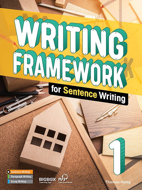 Writing Framework Sentence Writing 1 Student Book - BIGBOX Access Code