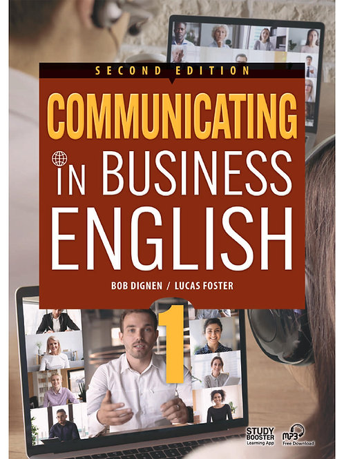 Communicating in Business English 2/e Student Book 1 - BIGBOX Access Code
