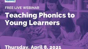 Compass Live Webinar: Teaching Phonics to Young Learners