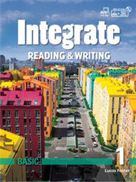 Integrate Reading & Writing Basic 1 Student Book- BIGBOX Access Code