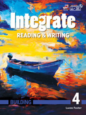 Integrate Reading & Writing Building 4 Student Book - BIGBOX Access Code