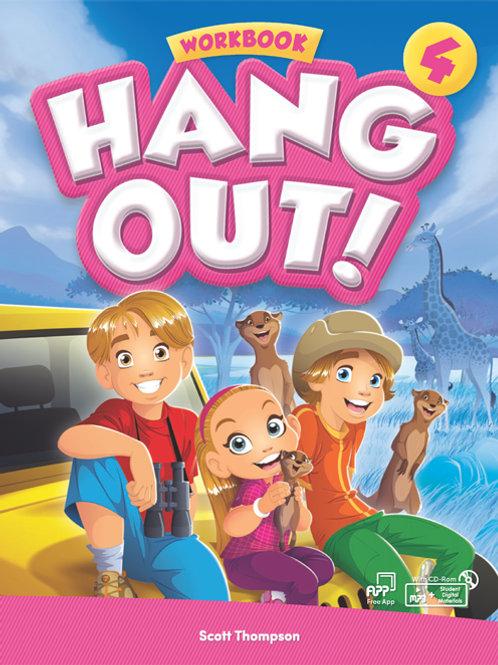 Hang Out 4 Workbook - BIGBOX Access Code