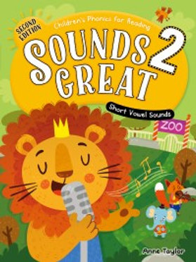 Sounds Great Second Edition 2 Student Book - BIGBOX Access Code
