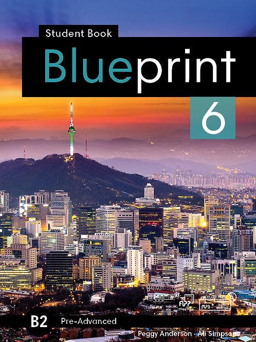 Blueprint 6 Student Book - BIGBOX Access Code