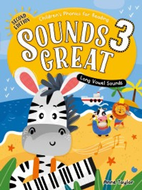 Sounds Great Second Edition 3 Student Book - BIGBOX Access Code