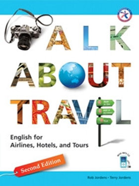 Talk About Travel Second Edition Student Book - BIGBOX Access Code